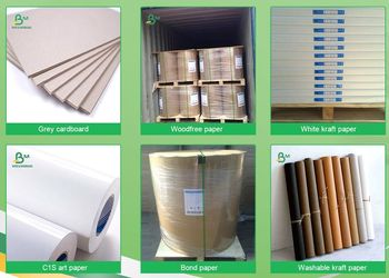GUANGZHOU BMPAPER CO., LTD.